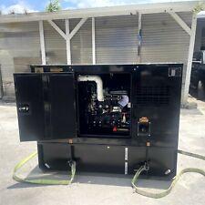 20kw Perkins Diesel Generator With 100 Sub Tank 404d 22g