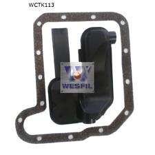WESFIL FORD COUGAR 99-04' CD4E SW,SX-V6/2.5L TRANSMISSION FILTER