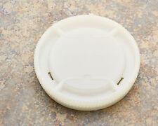 Genuine Minolta White Rear Lens Cap MA AF Maxxum Dynax Sony A Alpha (#1041)