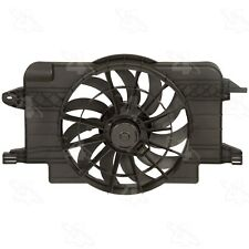 For Saturn SC1 SC2 SL SW1 SW2 Engine Cooling Fan Assembly Four Seasons 75235