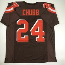 watch ac5dd 8b9c0 nick chubb jersey | eBay