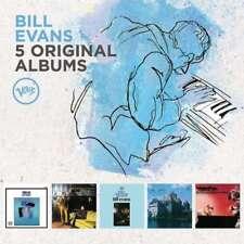 Bill Evans - 5 Original Albums Nuevo CD