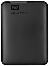 Western Digital WD Elements Portable HDD 4TB USB 3.0 NEW
