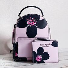 Kate Spade Cameron Grand Flora Mini Convertible Leather Backpack - Multicolor