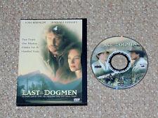 Last of the Dogmen DVD 1999 Snapcase Tom Berenger Barbara Hershey