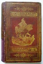 1859 WILD SCENES IN THE FOREST AND PRAIRIE - Webber
