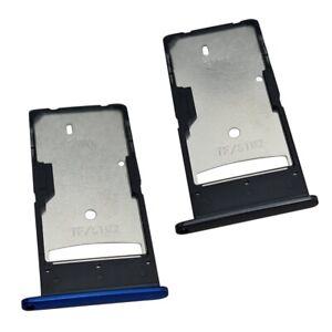 Dual SIM-Tray/SD-Card Karten-Halter zu BLACKVIEW A80 PRO Slot Schlitten Karte