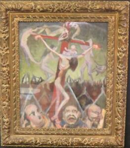Matisse French Modernism Jewish Extraordinary Crucifixion Early 20th Century