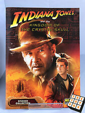 Indiana Jones and The Kingdom of The Crystal Skull Merlin Sticker Collection