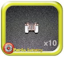 FUSE Wedge Low Profile Mini Blade 7.5 Amp Brown x10