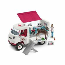 Schleich Horse Club 42370 Mobile Veterinarian with Hanoverian Foal