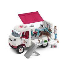 SCHLEICH Cheval Club 42370 mobile vétérinaire avec poulain HANOVRIEN