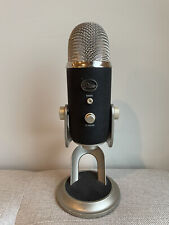 Blue Yeti Pro USB 1967 Model black crinkle finish - FREE SHIPPING (used)