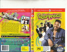 The Fresh Prince of Bel-Air-1990-TV Series USA-[The Complete First Season]-5 DVD