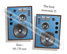 Fridge Magnet! Pair Speakers Jbl 4345