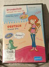 Grundschule Lernspaß mit Hexe Lilli - Deutsch Klasse 3+4