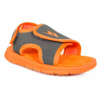 Trespass  Lukas Boys Sandals Open Toe Summer Shoes in Orange Beach Outdoor