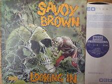 SKL5066 Savoy Brown - Looking In - 1970 LP