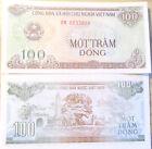 """BILLETE """" VIETNAM """" 100 DONG AÑO : 1991 UNC PLANCHA"""