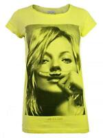 ELEVEN PARIS Damen Top Shirt Boom *Kapy Kate Moss* bap NEU in gelb!