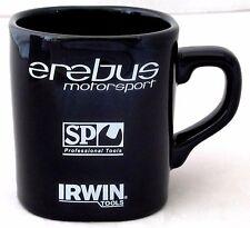 72333 EREBUS MOTORSPORT MERCEDES V8 SUPERCAR SQUARE BLACK CERAMIC COFFEE MUG