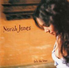 NORAH JONES feels like home (CD, album) contemporary jazz, very good condition