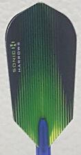 Harrows Sonic Extra Strong Green Slim Dart Flight
