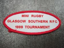 Mini Rugby 1999 Sport Cloth Patch Badge (L13K)