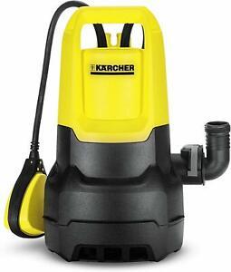 Kärcher Bomba Sumergible de Agua Sucia SP 1 Dirt (1.645-500.0) Desagüe 5.500 l/h