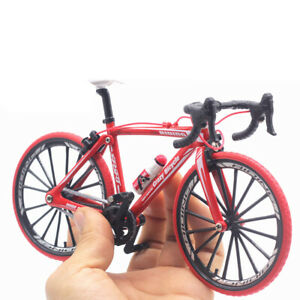 Sn _ 1:10 Lega Bicicletta Mountain Bike Modello in Metallo Veicoli Bambini