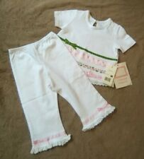 Nwt Baby Cottontail Originals Girls 2 Piece Set Size 24M Month