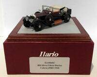 Ilario 1/43 Scale Resin IL43046C - 1920 Rolls Royce Ghost Doctor Cabrio