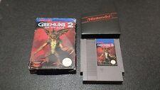 Gremlins 2 la nueva Lote, NES (Nintendo NES) versión PAL Reino Unido