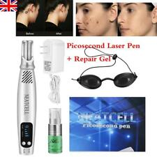 Picosecond Laser Pen Therapy For Scar Spot Moles Tattoo Removal Eyebrow Washing