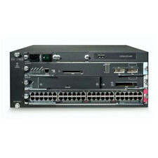 Cisco WS-C6503-E, 1 Year Warranty and Free Ground Shipping
