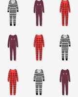 Victoria's Secret PINK Sleep One Piece Pajama Onesie Sleeper Small or Medium NWT