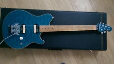 Ernie Ball Musicman Axis Guitar with Hardcase