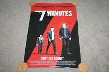 LEVEN RAMBIN AUTOGRAPHED 7 MINUTES POSTER - AMAZON INSTANT VIDEO FACEBOOK WIN