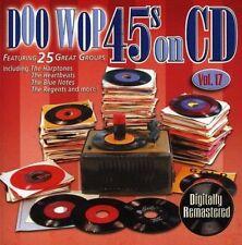 CD de musique Doo Wop various