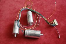 3 CAPACITOR SET FOR REVOX B77