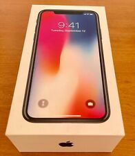 Apple Iphone X - Space gray - 64Go - desimlocké