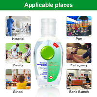 Hand Sanitizer Antimicrobial Portable Hand Wash Gel Hand Cleaner 75% Alcohol