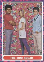 2013 Topps 75th Anniversary Trading Cards #54 The Mod Squad