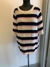 Boden Corinna Knitted Tee Top Size XL