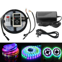 5M Magic Dream Color 5050 RGB 6803 IC IP67 Waterproof LED Strip Light & 133 IR