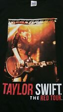 BNWNT  Taylor Swift The RED TOUR Concert Band Music T Shirt Tee Shirt Size M