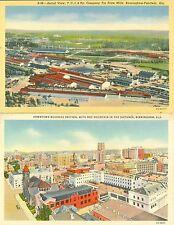 Birmingham-Fairfield, AL The T.C.I. & Ry Company Tin Plate Mills, Downtown