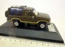 PRD145 PremiumX 1:43 Ford Bronco 11 browm Jeep