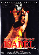 The Reincarnation of Isabel NEW DVD