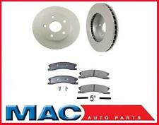 99-2004 Grand Cherokee Front Brake Rotors & CERAMIC Pads AKEBONO BRAKES